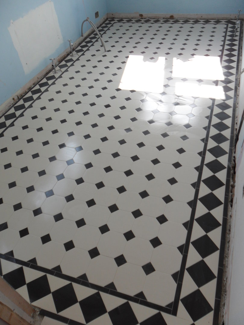 Victorian Style Bathroom Specialist amp Standard Tiling West London