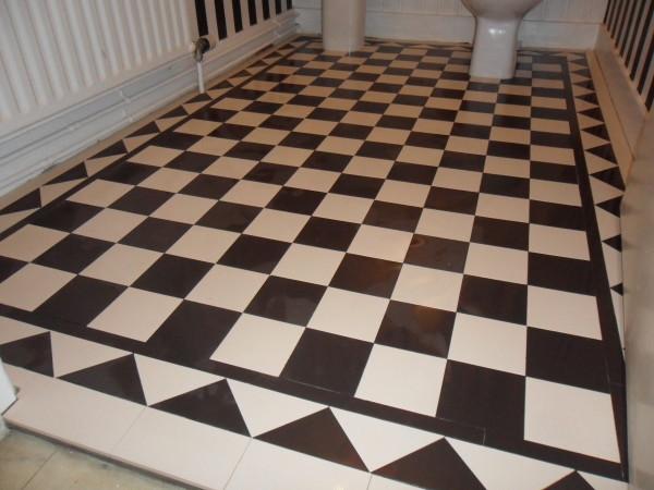 Victorian Edwardian Style Floor Tiles Specialist Standard Tiling